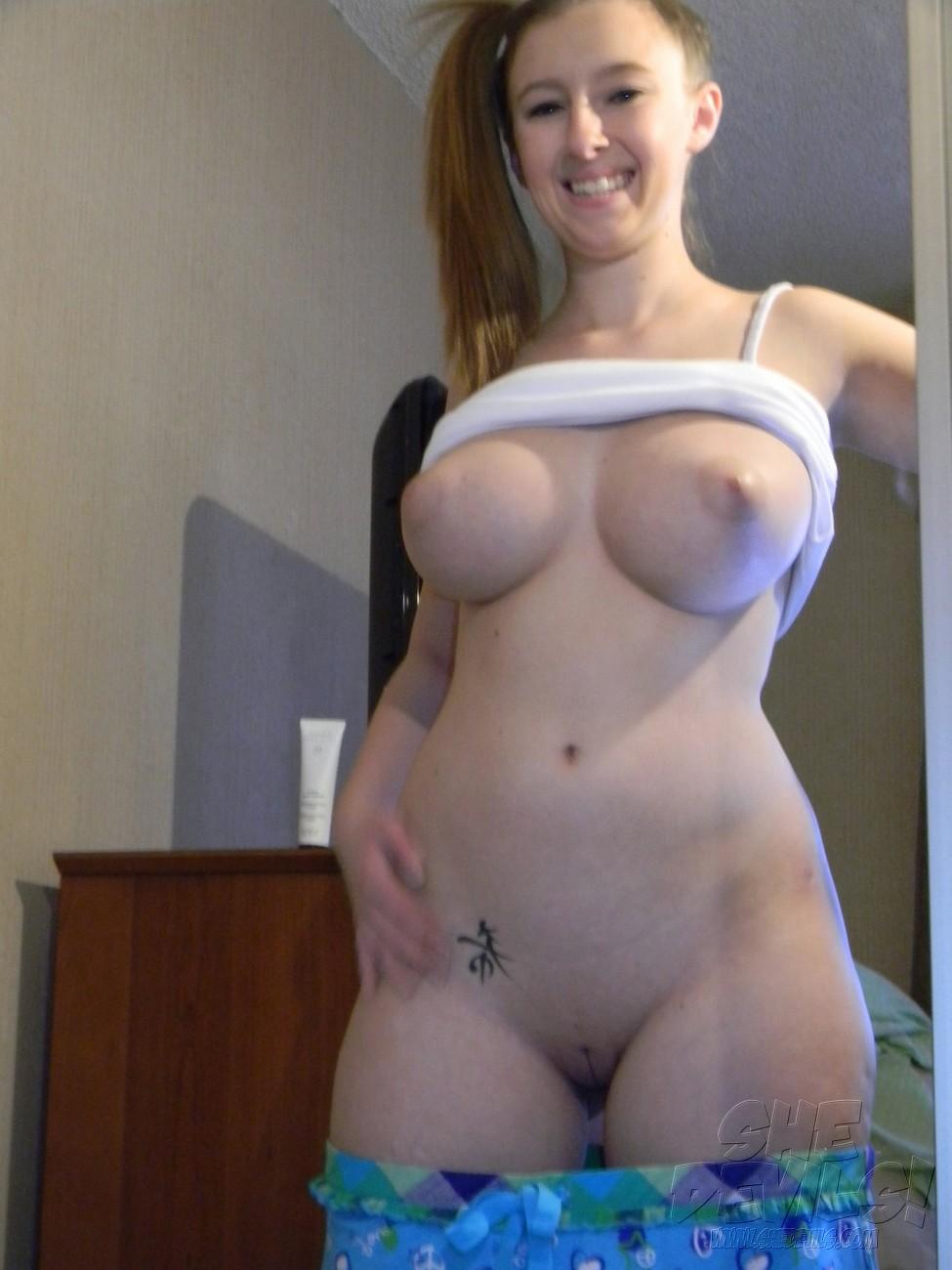 Think, busty curves felicia selfshot